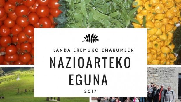 landa eremuko emakumeen nazioarteko eguna 2017