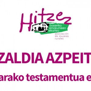 HITZEZ-ALBISTEA